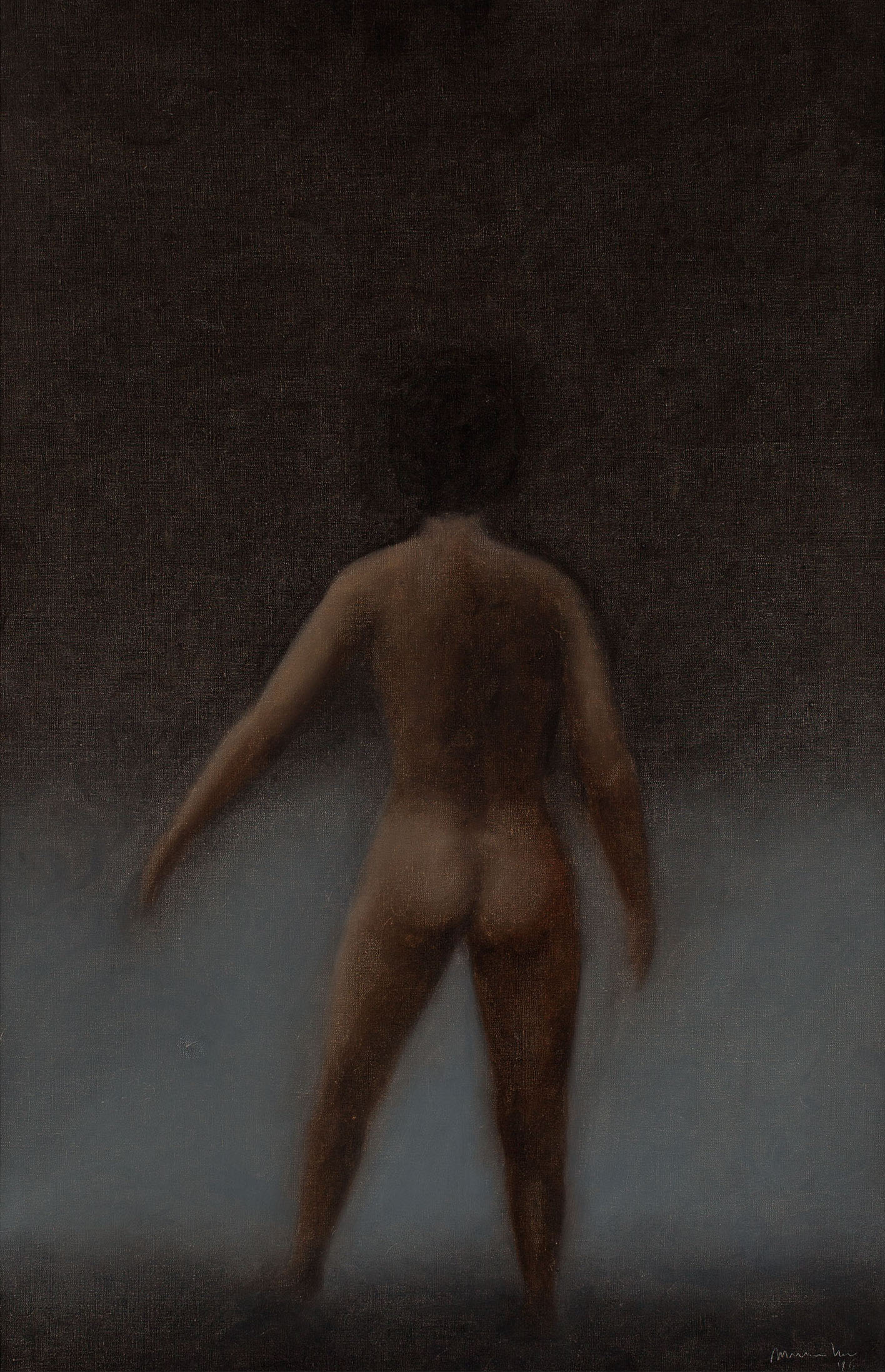 Shadows, 1996, oil on canvas