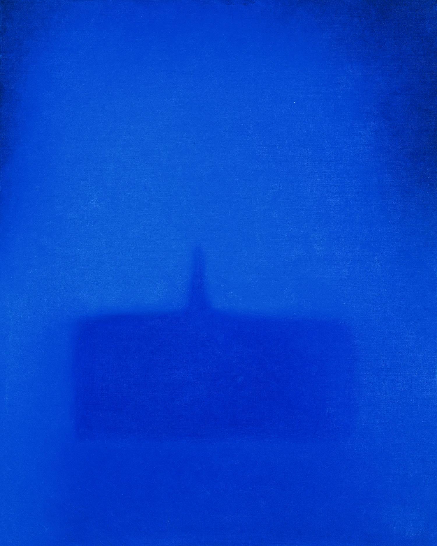Atmósfera. Josep Navarro Vives. 2008, oli sobre tela, cm 81 x 100.